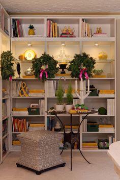 Holiday Living Room design by Vancouver Interior Designer Maria Killam
