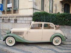 1938 Mercedes-Benz 170 V