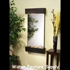 Idee per 20 Tabletop Fountains Large Outdoor Fountains, Small Fountains, Indoor Water Fountains, Indoor Fountain, Decorative Fountains, Garden Fountains, Garden Pond, Indoor Waterfall Wall, Indoor Waterfall Fountain