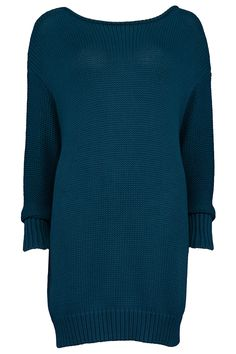 ACNE Pullover Shore PAW12 in Petrol