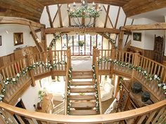 The Old Kent Barn Wedding