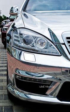 Chrome Cars A New Trend In The Automobile Market - High Tech Point