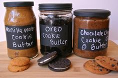 Impress your holiday guests with homemade Cookie Butter!