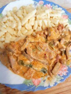 Shrimp Recipes Easy, Meat Recipes, Chicken Recipes, Cooking Recipes, Healthy Recipes, Hungarian Recipes, Italian Recipes, Paleo, Pork Dishes