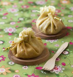 Aumônières aux noix de Saint Jacques et crevettes, la recette d'Ôdélices : retrouvez les ingrédients, la préparation, des recettes similaires et des photos qui donnent envie !
