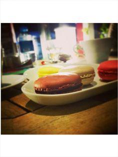 Macoran ve kahve ☕