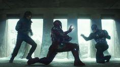 Captain America: Civil War 2016 main movie character names list actors