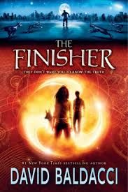 The Finisher - this is really a good book for kids and adults alike.