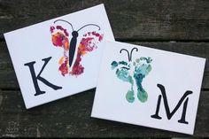 butterfly-footprint