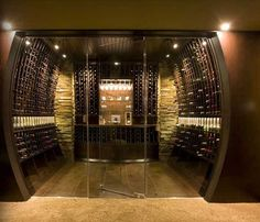 Cellar Designs That Will Convince You To Make Your Own 20