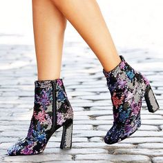 Make them yours through link in bio. Women's Shoes, Fall Shoes, Me Too Shoes, Shoes Style, Funky Shoes, Kinds Of Shoes, Trendy Shoes, Leather Fashion, Fashion Boots