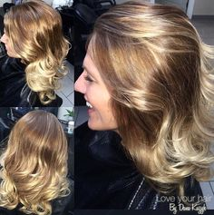 Golden Hair, Blonde Hair, Long Hair Styles, Beauty, Beleza, Yellow Hair, Long Hair Hairdos, Cosmetology, Blonde Hairstyles