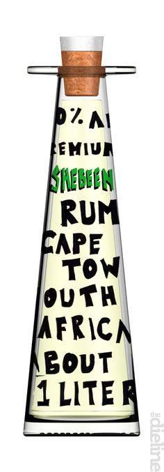 Shebeen Rum with amazing packaging shrink sleeve design. Cool Packaging, Bottle Packaging, Packaging Design, Product Packaging, Label Design, Graphic Design, Cocktails, Alcoholic Drinks, Beverages