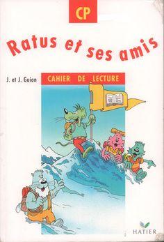 Guion, Ratus et ses amis CP, cahier de lecture (1994)