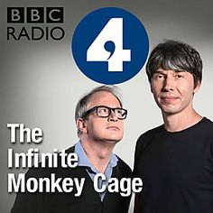 The Infinite Monkey Cage Award winning science/comedy chat with Brian Cox, Robin Ince and guests. The Infinite Monkeys returns a new series starting on BBC Radio 4, Monday January 19th at 4.30pm (repeated on Tuesday evenings at 11pm) for 6 weeks.