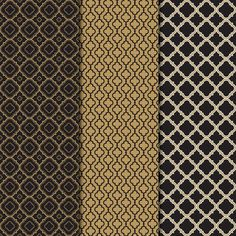 Download Digital Paper Pack Mod Trellis Gold & Black Online | Gidget Designs