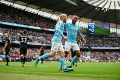 Manchester City Cukur Habis Swansea City 5-0