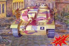 Sturmgeschütz III Ausf. G Assault Gun Free Paper Model Download…