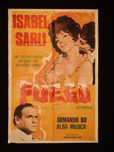 Isabel Sarli y Armando Bo
