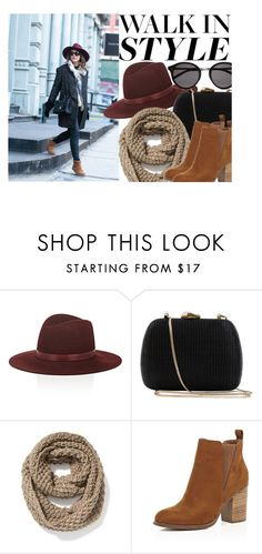 """""""♢ACCESSORIZE♢"""" by tamsy13 ❤ liked on Polyvore featuring Janessa Leone, Serpui, Old Navy, River Island and Yves Saint Laurent"""