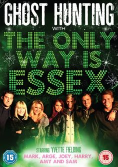 Ghost Hunting with the Only Way is Essex [DVD]: Amazon.co.uk: Yvette Fielding: DVD & Blu-ray