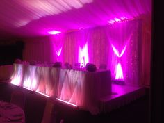 Wedding Backdrop  Enka Events Ltd www.enkaevents.co.uk