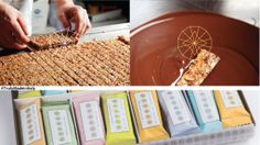 """""""Croccantino"""" #ChocolateBar production stages. #TrulyMadeinItaly Southern Italy, New Recipes, Traditional, Bar, Chocolate, Breakfast, Food, Morning Coffee, Essen"""