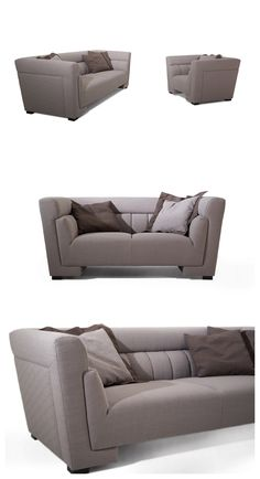Two Layer inlay, nice structure modern sofa set. Home Theater Furniture, Sofa Furniture, Furniture Sets, Furniture Projects, Contemporary Sofa, Modern Sofa, Modern Bedding, Modern Chairs, Living Room Sofa