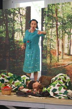 Kostüm Taumännchen, Oper Hänsel und Gretel