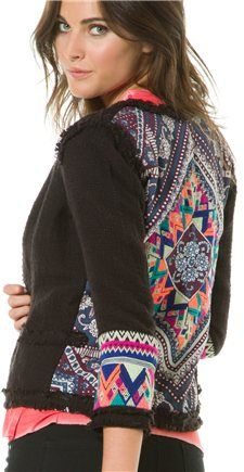 Billabong Lou Lou Embroidered Jacket http://www.swell.com/Womens-Jackets/BILLABONG-LOU-LOU-EMBROIDERED-JACKET?cs=BL @SWELL