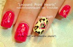 Leopard Heart
