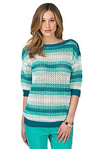 Janta Cotton Sweater - 118 - Jumpers, from Tommy Hilfiger