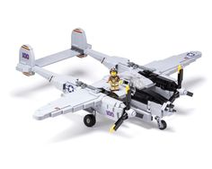 P-38L Lightning : lego