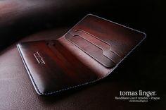 velká peněženka na objednávku z kůže vyrobeno v české republice