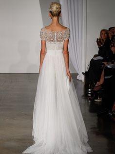 Marchesa Bridal Collection, B80815, Back
