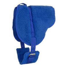 241c6e5f83e9f Tough-1 Miniature Bareback Pad Royal Blue Siodła, Błękit Królewski,  Equestrian