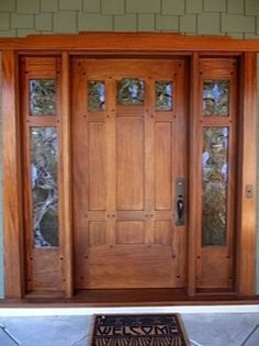 Incroyable Arts And Crafts Front Door Crafting