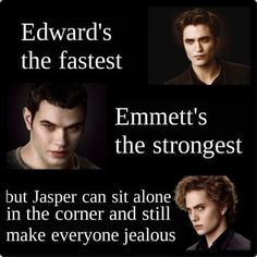 Twilight: Love it or hate it, it was a good book series. The movies are sub-par but they're entertaining to mock