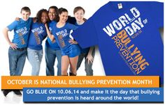 October is National Bullying Prevention Month . . what are you doing to stomp out bullying in your child's school?