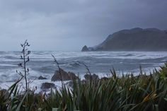 New Zealand - Greymouth