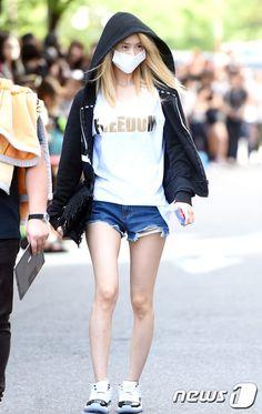 SNSD Yoona Kpop Fashion 150717 2015