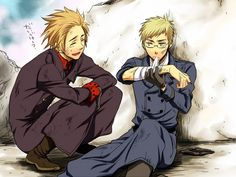 Hetalia- Denmark and Sweden- found out I have a ton of scandinavian in me. Nordics Hetalia, Hetalia Funny, Usuk, Latin Hetalia, Dennor, Scandinavian Countries, Hetalia Axis Powers, You Draw, The Last Airbender