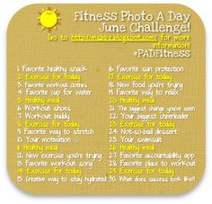 Ms. BBZ: Getting Fit: Instagram Photo a Day and My Fitness Pal
