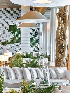 En Miami, el innovador 1 Hotel South Beach ofrece a sus huéspedes una experiencia de lujo supremo en armonía con sostenibilidad.