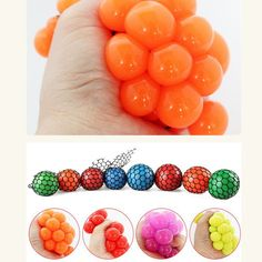 Back To Search Resultstoys & Hobbies Novelty & Gag Toys Straightforward Cute Anti Stress Dinosaur World Ball Vent Toy Face Reliever Grape Ball Autism Mood Squeeze Relief Healthy Toy Funny Geek Gadget To Enjoy High Reputation In The International Market