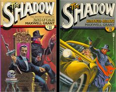 The Drawings of Steranko - The Shadow