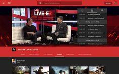 #Youtube #cobertura #E3 YouTube Gaming estrenará las páginas de eventos en la próxima feria de juegos E3