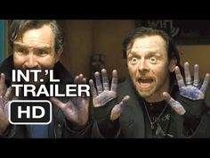 The Worlds End Official International Trailer #1 (2013) - Simon Pegg Movie HD - YouTube
