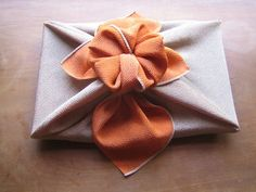 Japanese wrapping cloth / tutorial