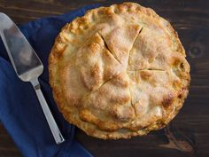 For best results, pair this recipe with our Easy Pie Dough recipe. See our article on the best apples for pies to select good apples.